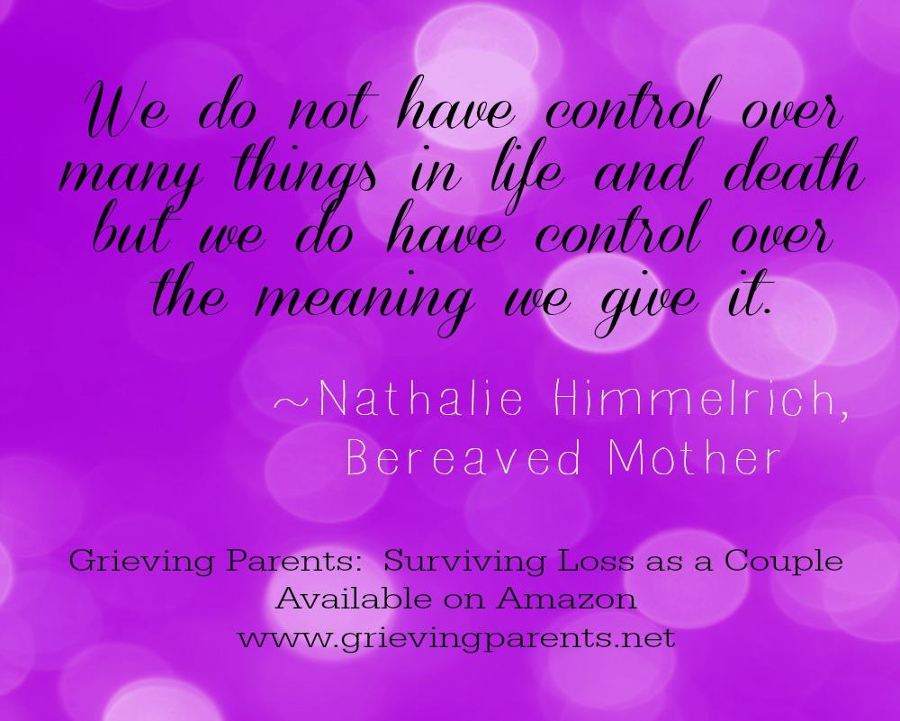 Grieving Parents