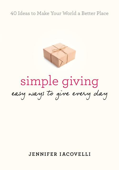 Healing through Simple Giving #SimpleGiving